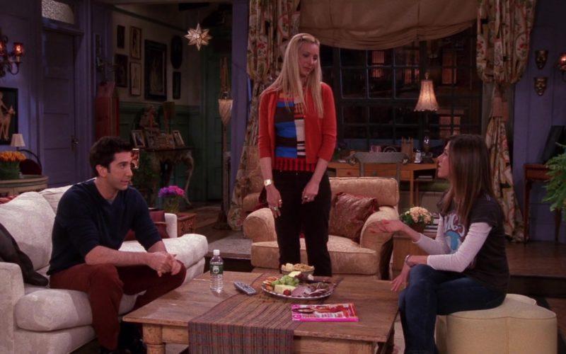 Glamour Magazine in Friends Season 9 Episode 18