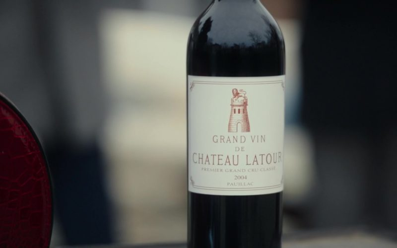 Grand Vin de Château Latour 2004 Pauillac Wine Bottle in Drunk Parents