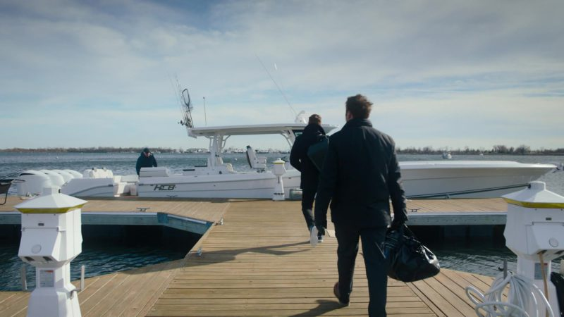HCB Boat in Billions – Season 4 Episode 5, A Proper Sendoff (2019) - TV Show Product Placement