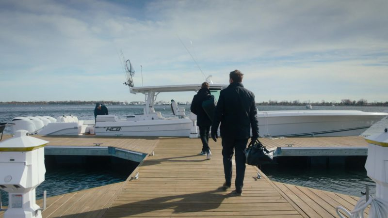 HCB Boat in Billions – Season 4 Episode 5, A Proper Sendoff (2019) TV Show Product Placement