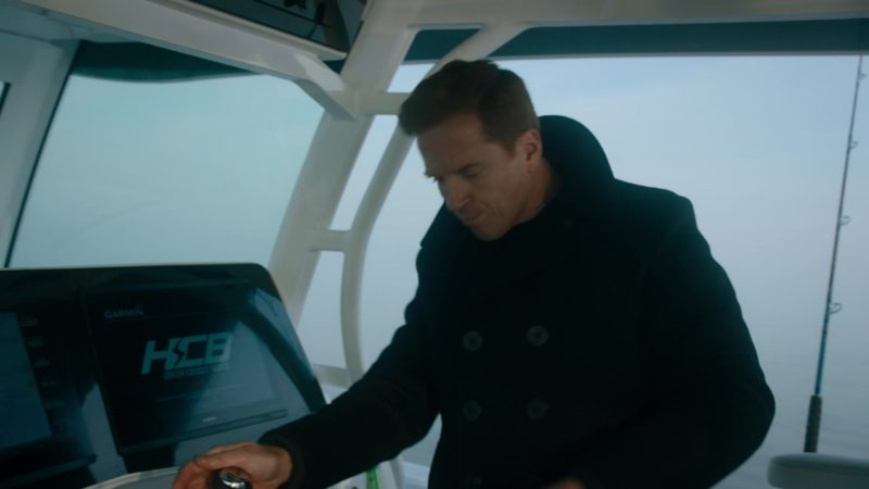 HCB Boat x Garmin GPS Navigation in Billions – Season 4 Episode 5, A Proper Sendoff (2019) TV Show Product Placement