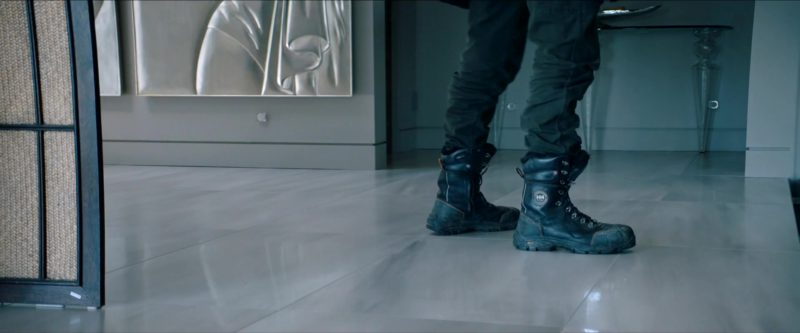 Helly Hansen (HH) Winter Boots Worn by Liam Neeson in Cold Pursuit (2019) - Movie Product Placement