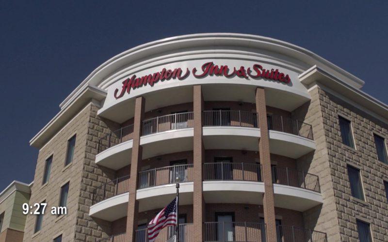 Hampton Inn & Suites in Veep