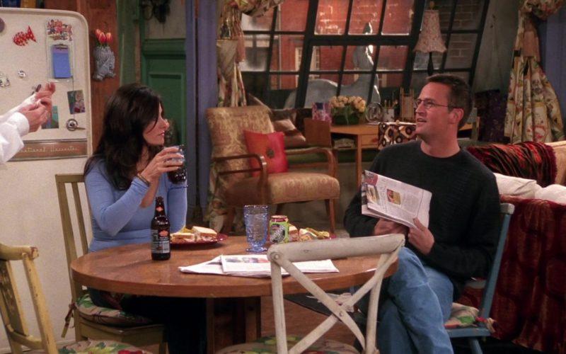 Hansen's Soda in Friends Season 9 Episode 14 (1)