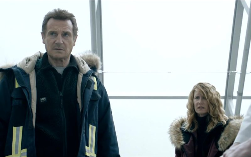 Helly Hansen (HH) Fleece Jacket Worn by Liam Neeson in Cold Pursuit (3)