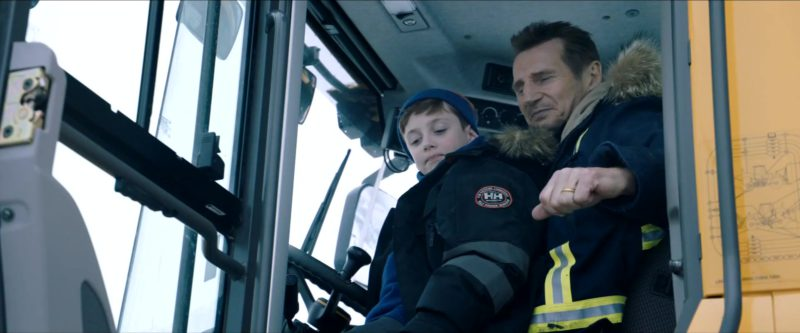 Helly Hansen Jacket Worn by Boy in Cold Pursuit (2019) - Movie Product Placement