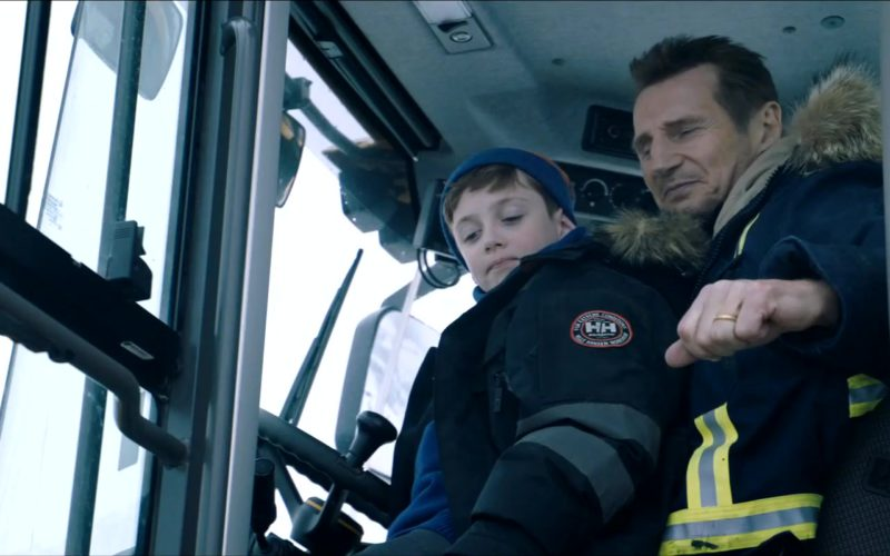 Helly Hansen (HH) Jacket Worn by Boy in Cold Pursuit