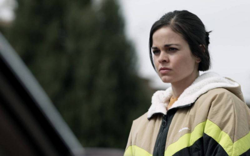 Iets Frans… by Urban Outfitters Jacket Worn by Lina Esco in S.W.A.T. (5)