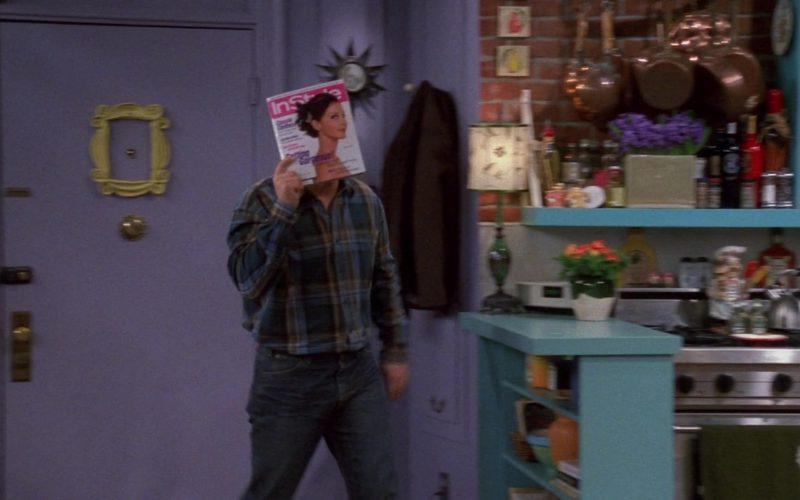 InStyle Magazine Held by Matt LeBlanc (Joey Tribbiani) in Friends Season 9 Episode 13 (2)