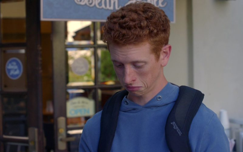 JanSport Backpack Used by Niall Cunningham in Life in Pieces – Season 4 (4)