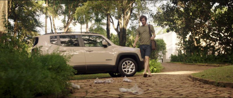 Jeep Renegade Car Driven by Thomas Middleditch in Replicas (2018) - Movie Product Placement