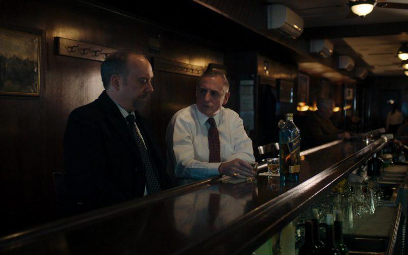 Johnnie Walker Blue Label Whisky in Billions – Season 4 Episode 5 (2)