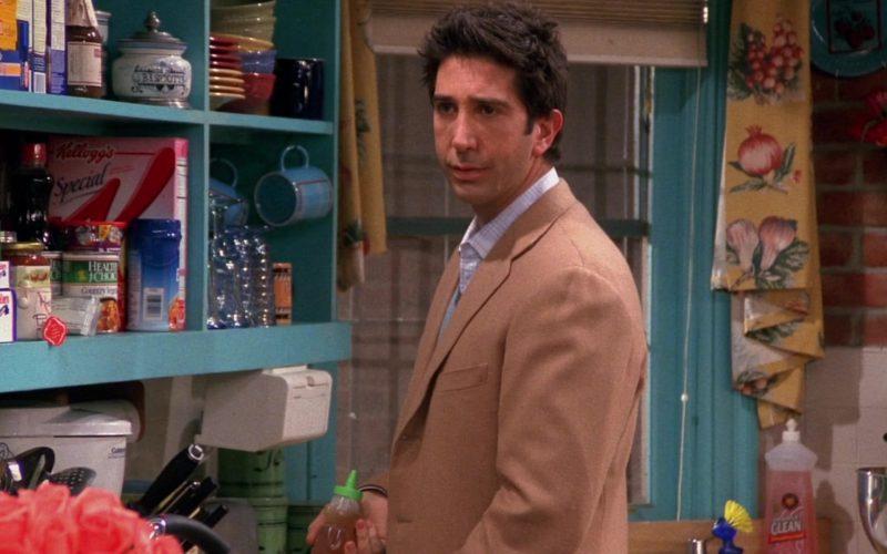 Kellogg's Special K Breakfast Cereal in Friends Season 9 Episode 11