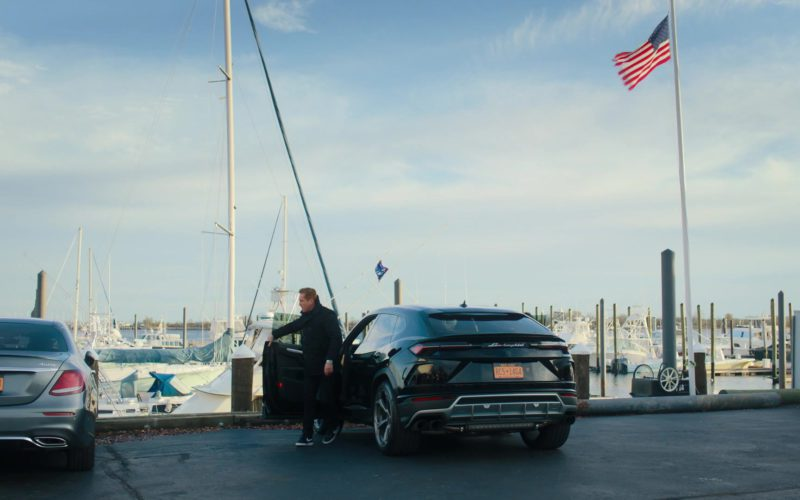 Lamborghini Urus SUV Used by Damian Lewis (Bobby Axelrod) in Billions (1)