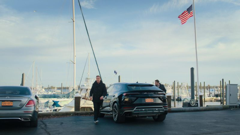 Lamborghini Urus SUV Used by Damian Lewis (Bobby Axelrod) in Billions – Season 4 Episode 5, A Proper Sendoff (2019) TV Show Product Placement