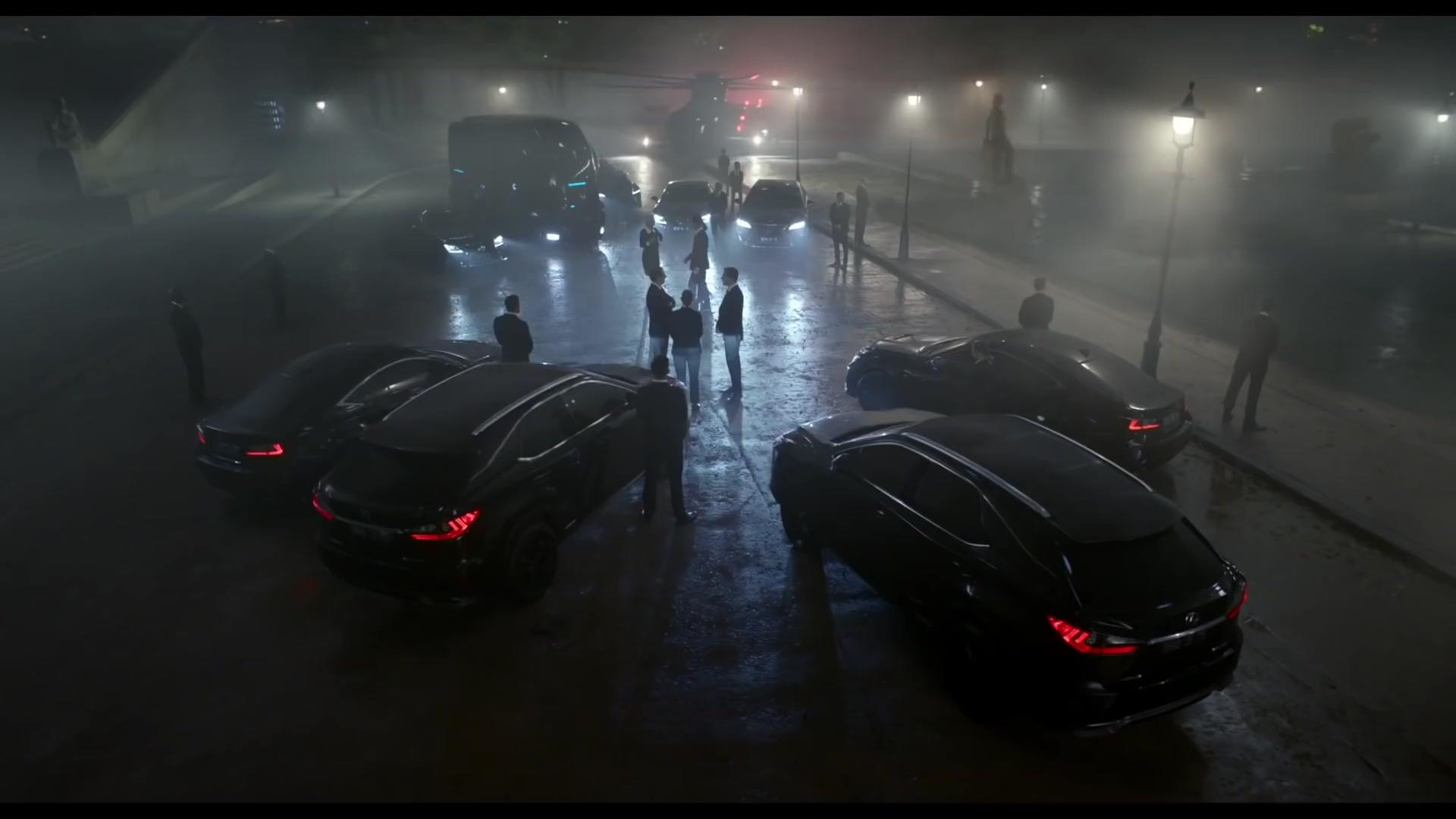 Infiniti Qx70 Used >> Lexus Cars in Men in Black: International (2019) Movie