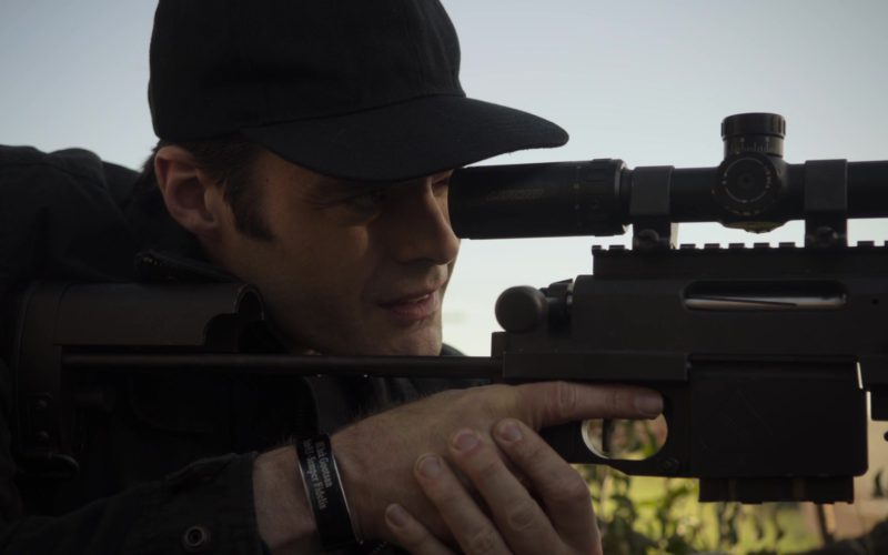 Lucid Optics Rifle Scope Used by Bill Hader in Barry
