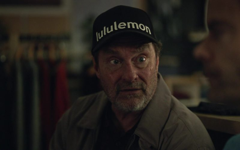Lululemon Cap Worn by Stephen Root in Barry