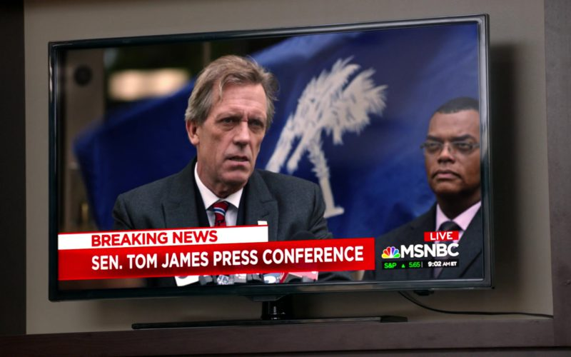 MSNBC Live Television Channel Starring Hugh Laurie in Veep (4)
