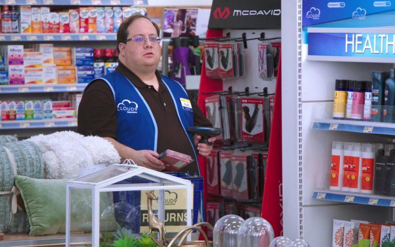 McDavid in Superstore – Season 4
