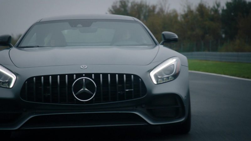 Mercedes-AMG GT Sports Car Used by Damian Lewis (Bobby Axelrod) in Billions – Season 4 Episode 4, Overton Window (2019) - TV Show Product Placement