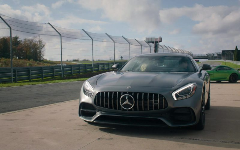 Mercedes-AMG GT Sports Car Used by Damian Lewis (Bobby Axelrod) in Billions (8)