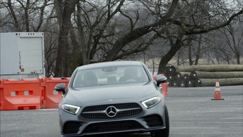 Mercedes-Benz CLS 450 Car in The Blacklist - Season 6, Episode 17, The Third Estate (2019) - TV Show Product Placement