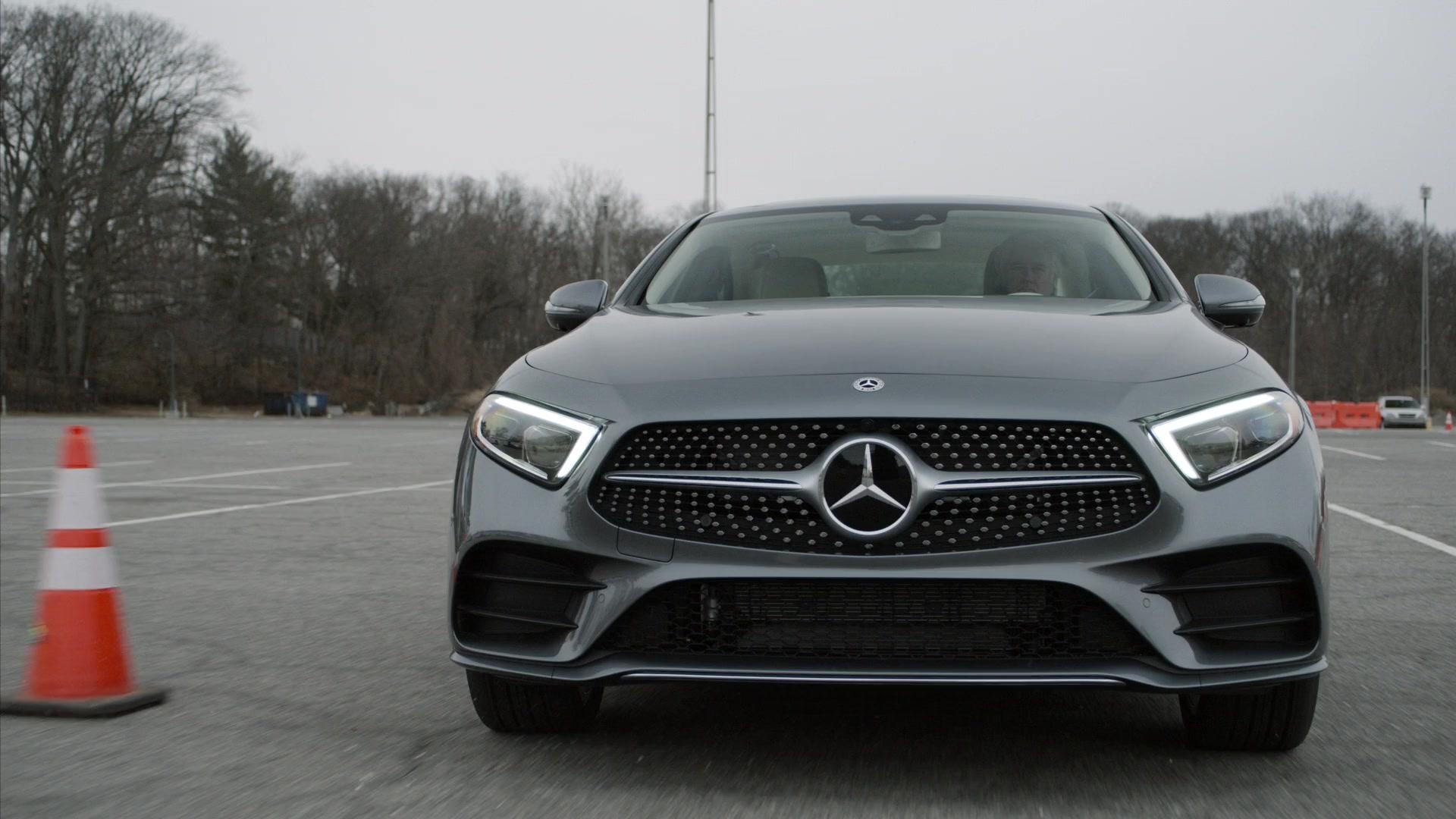 Mercedes-Benz CLS 450 Car In The Blacklist