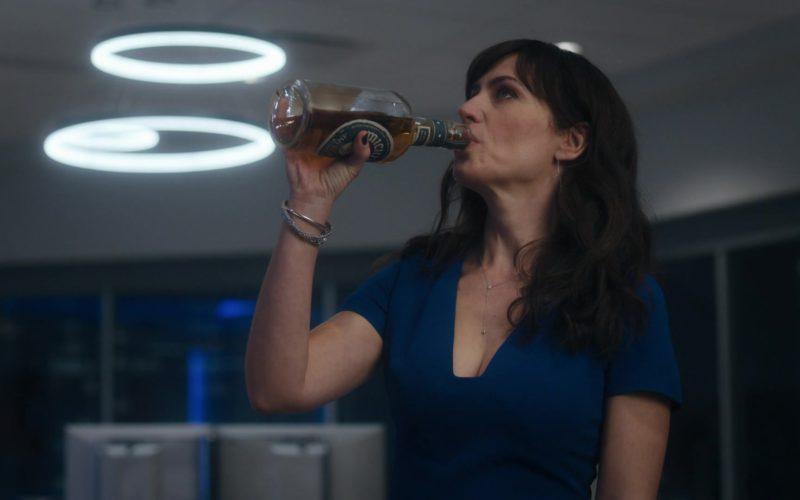 Michter's Drunk by Maggie Siff (Wendy Rhoades) in Billions