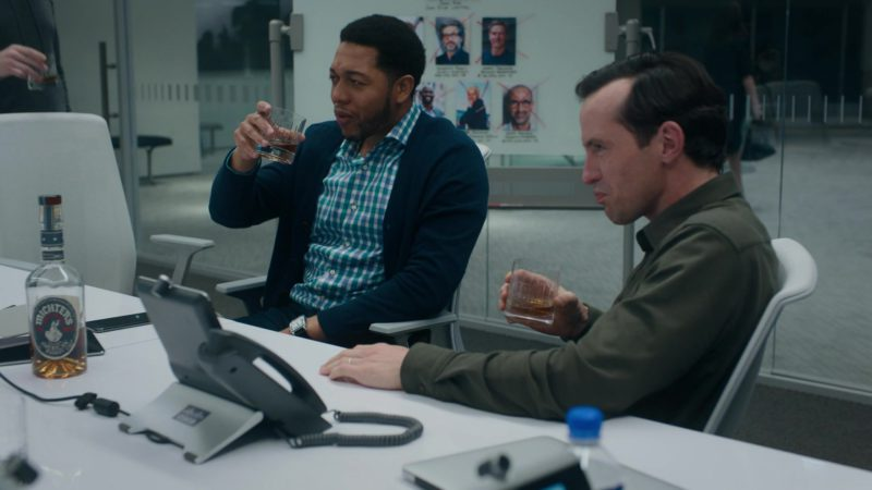 Michter's US 1 Kentucky Straight Bourbon in Billions – Season 4 Episode 5, A Proper Sendoff (2019) TV Show Product Placement
