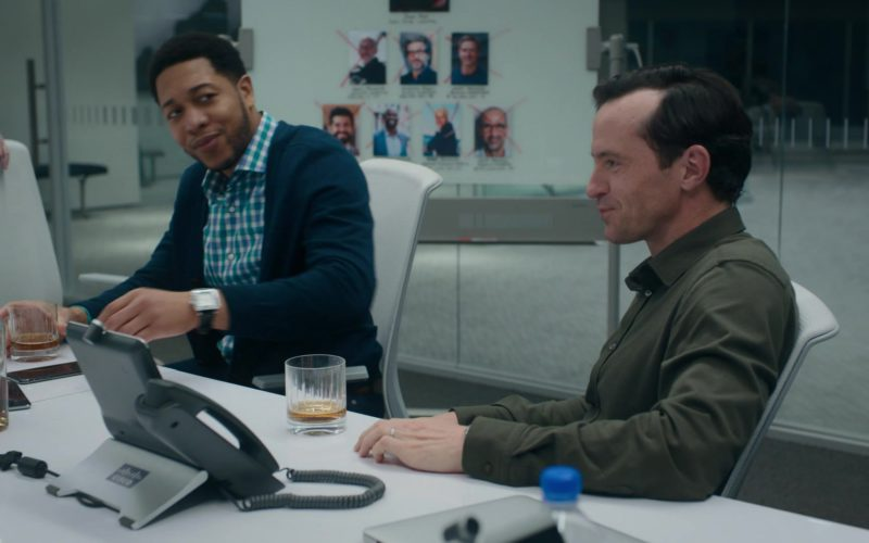 Michter's US1 Kentucky Straight Bourbon and Cisco Telephone in Billions