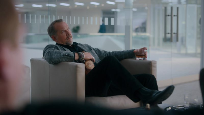 Michter's Whiskey in Billions – Season 4 Episode 4, Overton Window (2019) TV Show Product Placement