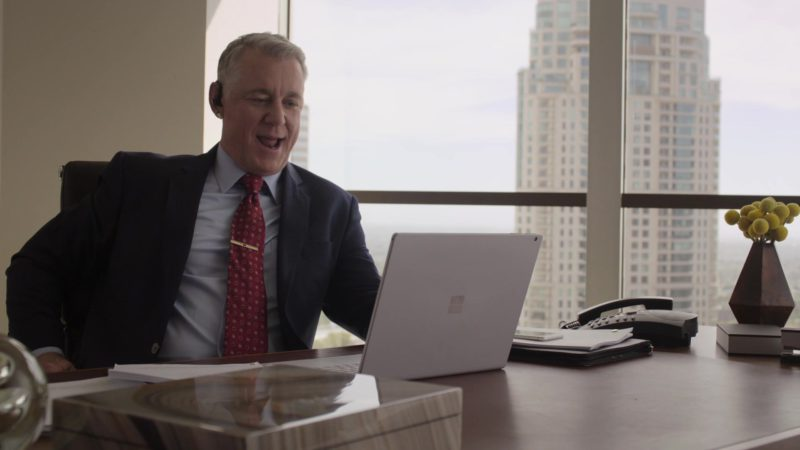 Microsoft Surface Notebook in Barry - Season 1, Episode 3, Chapter Three: Make the Unsafe Choice (2018) - TV Show Product Placement