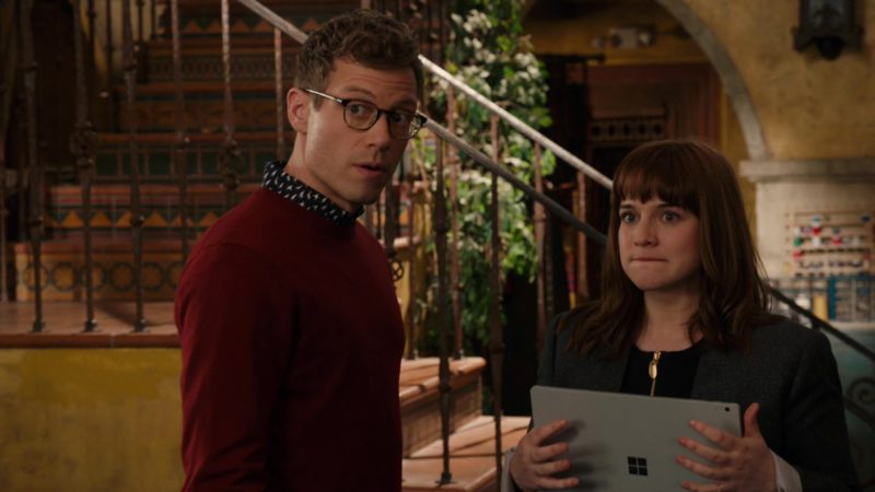 Microsoft Surface Tablet in NCIS: Los Angeles - Season 10, Episode 21, The One That Got Away (2019) TV Show