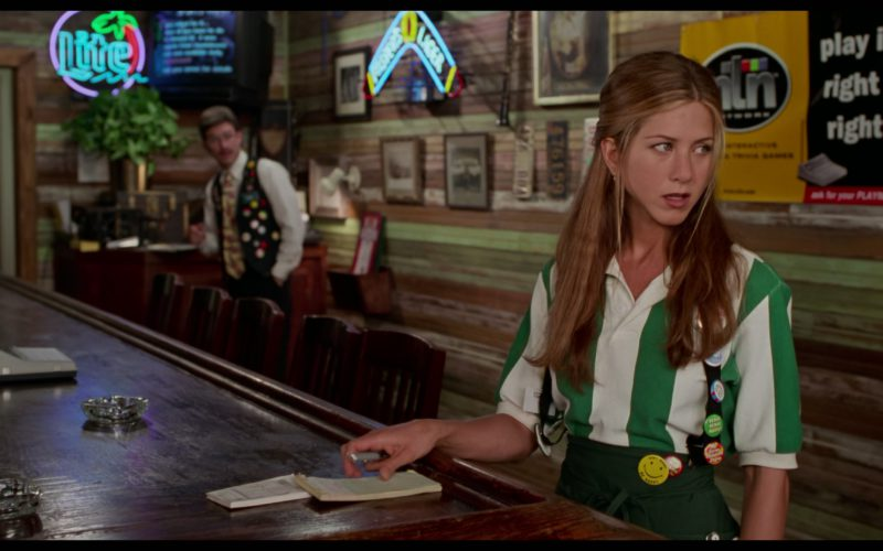 Miller Lite Neon Sign in Office Space (1)