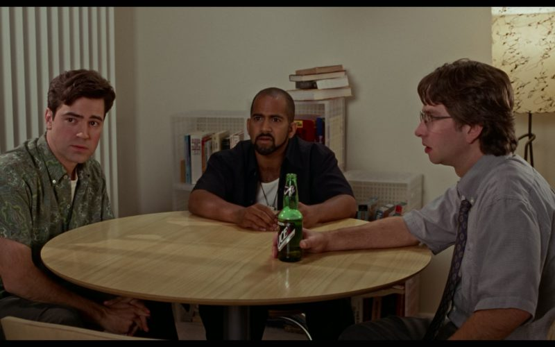 Molson Ice Beer Drunk by David Herman in Office Space (2)
