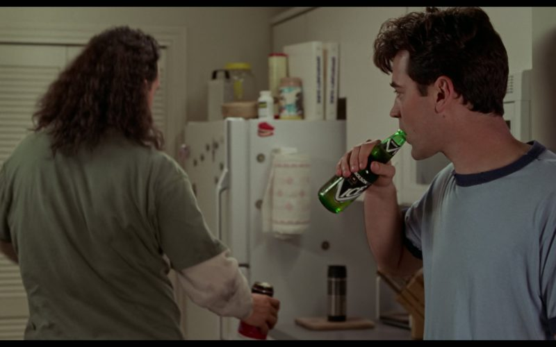 Molson Ice Beer Drunk by Ron Livingston in Office Space (1)