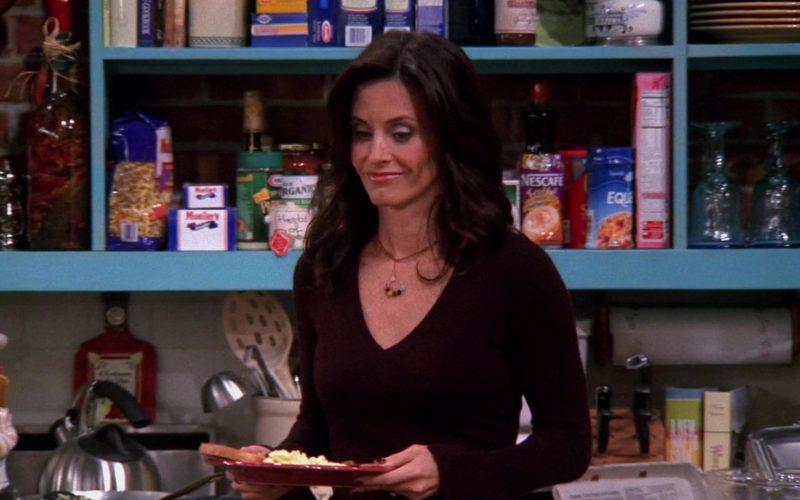 Nescafe in Friends Season 9 Episode 11