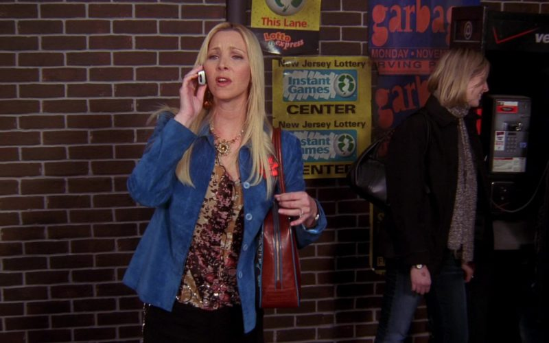 New Jersey Lottery and Verizon Payphone in Friends Season 10 (1)