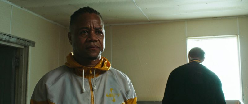 Nike Jacket Worn by Cuba Gooding Jr. in Bayou Caviar (2018) - Movie Product Placement