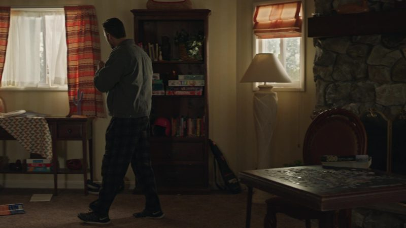 Nike Men's Sneakers in Barry - Season 2, Episode 5, Ronny/Lily (2019) - TV Show Product Placement
