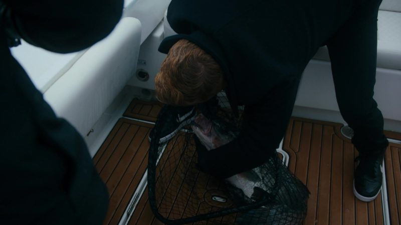 Nike Sneakers Worn by by Damian Lewis (Bobby Axelrod) in Billions – Season 4 Episode 5, A Proper Sendoff (2019) TV Show Product Placement