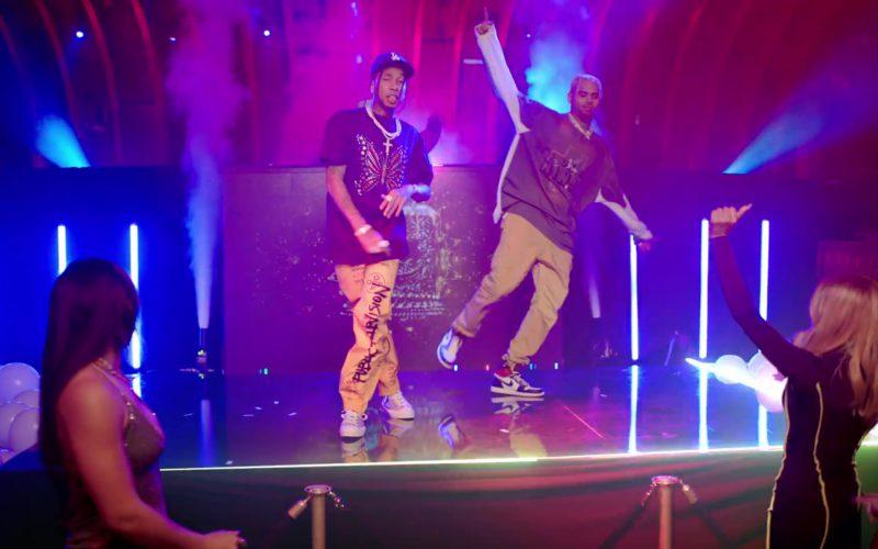 Nike Sneakers Worn by Chris Brown (1)