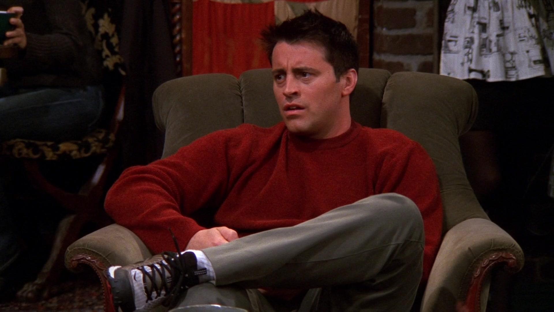 Nike Sneakers Worn by Matt LeBlanc (Joey Tribbiani) in Friends