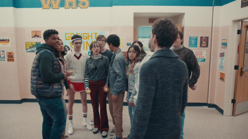 Nike Sneakers in A.P. Bio - Season 2, Episode 7, Personal Everest (2019) - TV Show Product Placement