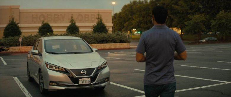Nissan Leaf Car Used by Kumail Nanjiani & Dave Bautista in Stuber (1)