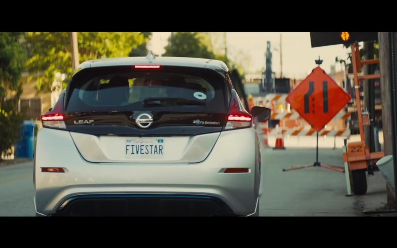 Nissan Leaf Car Used by Kumail Nanjiani & Dave Bautista in Stuber (1)