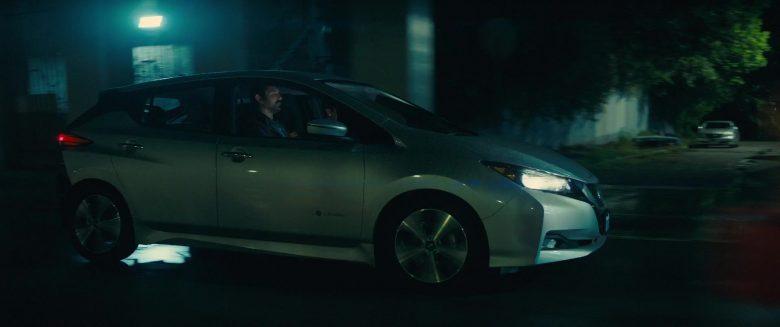 Nissan Leaf Car Used by Kumail Nanjiani & Dave Bautista in Stuber (10)
