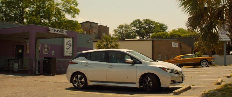 Nissan Leaf Car Used by Kumail Nanjiani & Dave Bautista in Stuber (4)