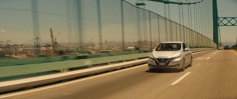 Nissan Leaf Car Used by Kumail Nanjiani & Dave Bautista in Stuber (5)